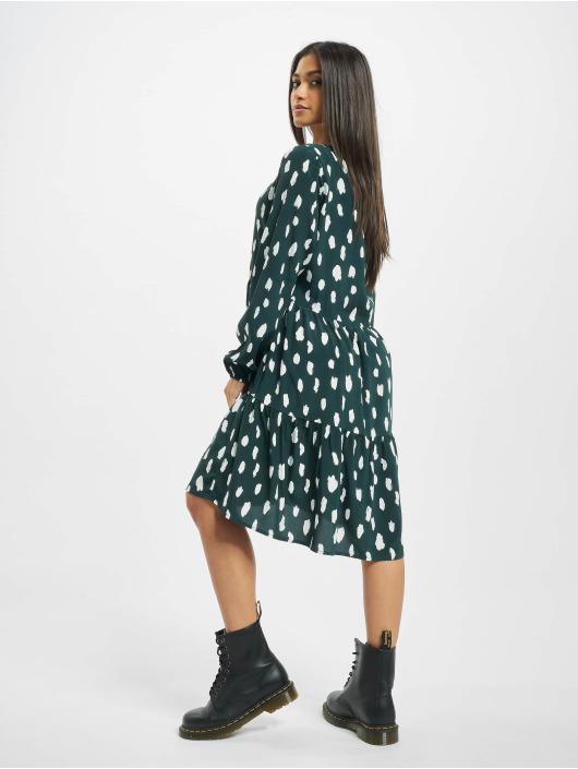 Sublevel Платья Yuna зеленый