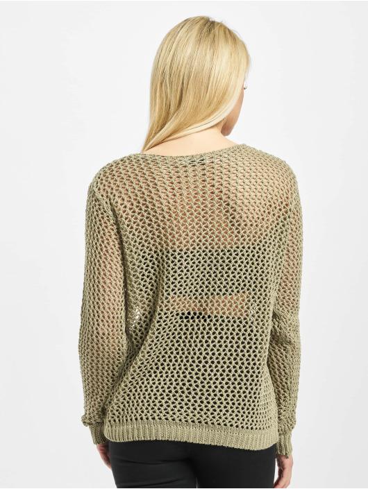 Sublevel Пуловер Bonny зеленый