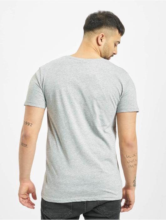 Sublevel Футболка Pocket серый