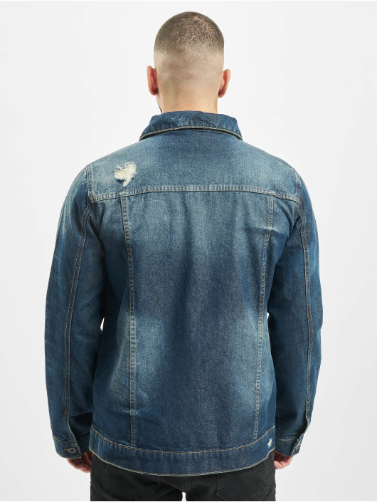Sublevel джинсовая куртка Luis синий