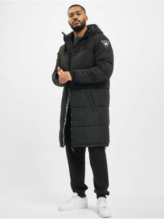 Sublevel Abrigo Luca negro