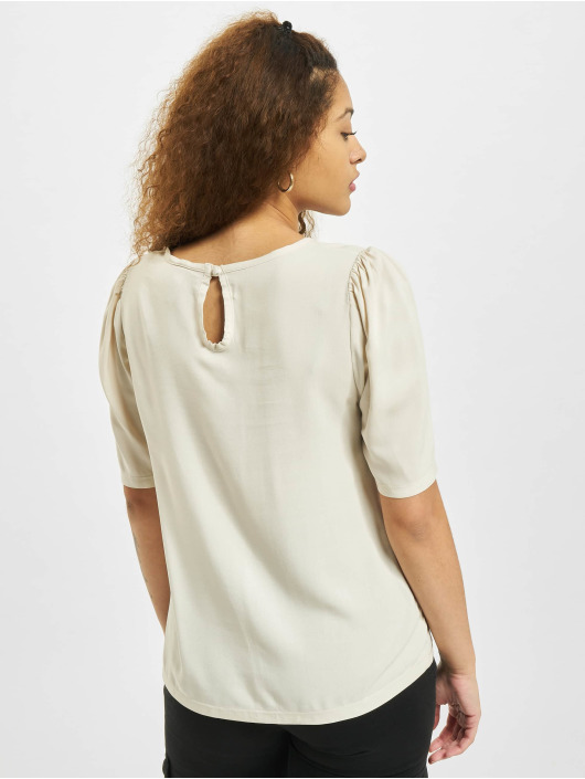 Sublevel Bluse Halime beige