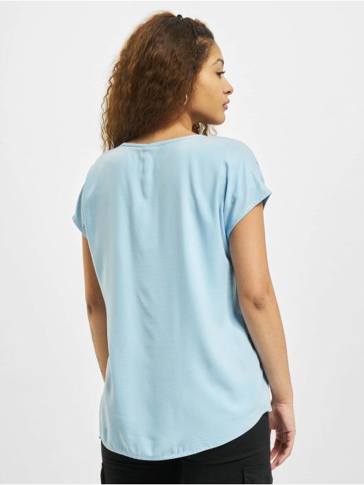 Sublevel Bluse Selma blau