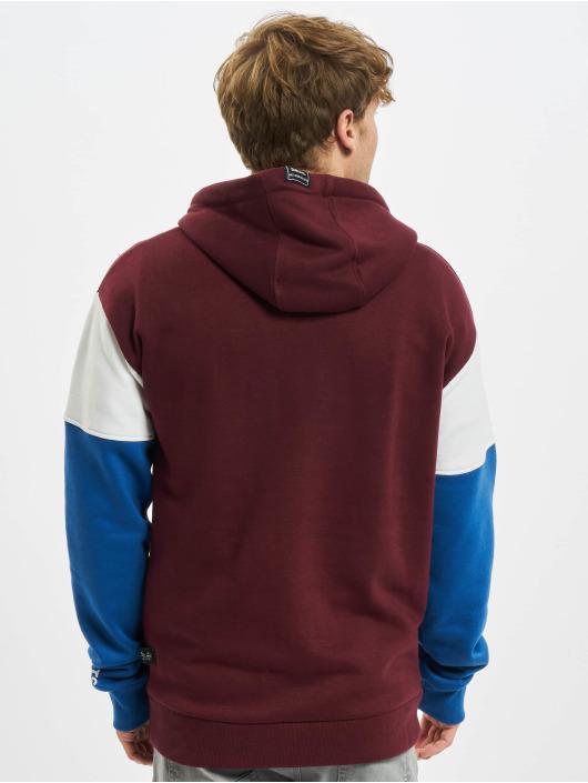 Sublevel Bluzy z kapturem Floyd czerwony