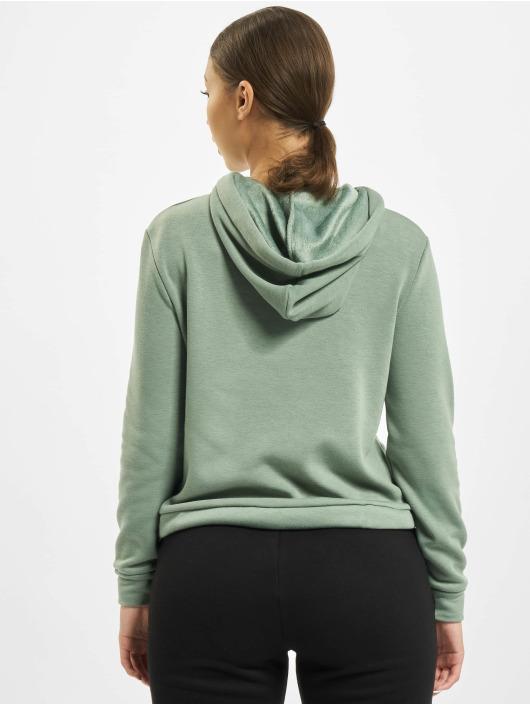 Sublevel Bluzy z kapturem Klara zielony