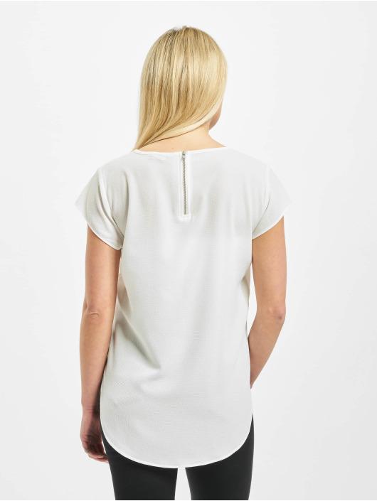 Sublevel Camicia/Blusa Daisy bianco