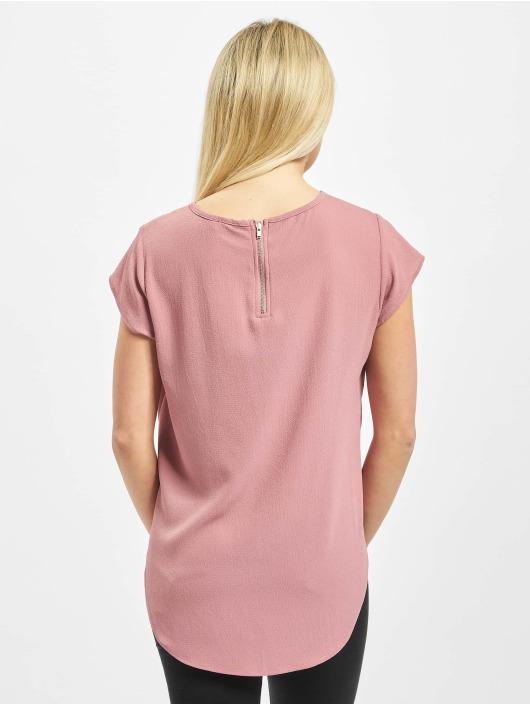 Sublevel Camicia/Blusa Daisy rosa chiaro