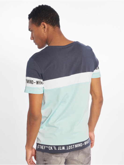 Sublevel Camiseta WTF azul