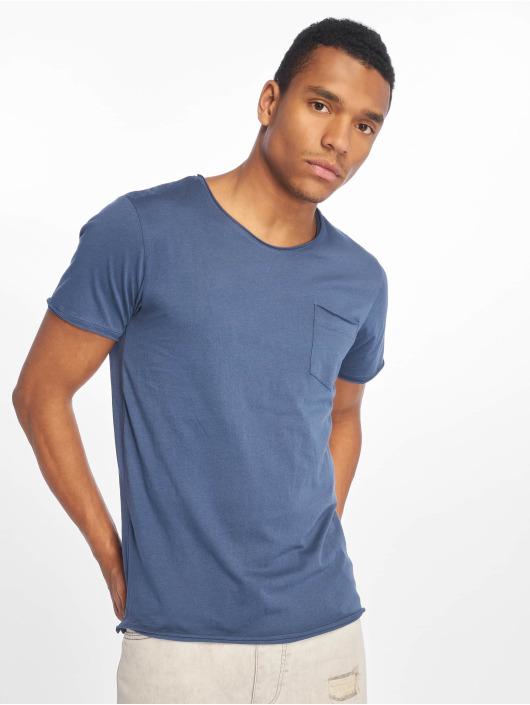 Sublevel Camiseta Good Vibes azul