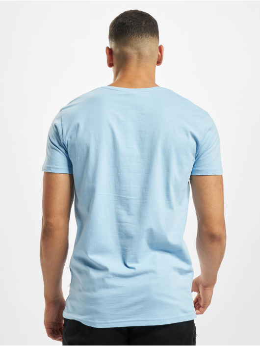 Sublevel Camiseta Downtown azul