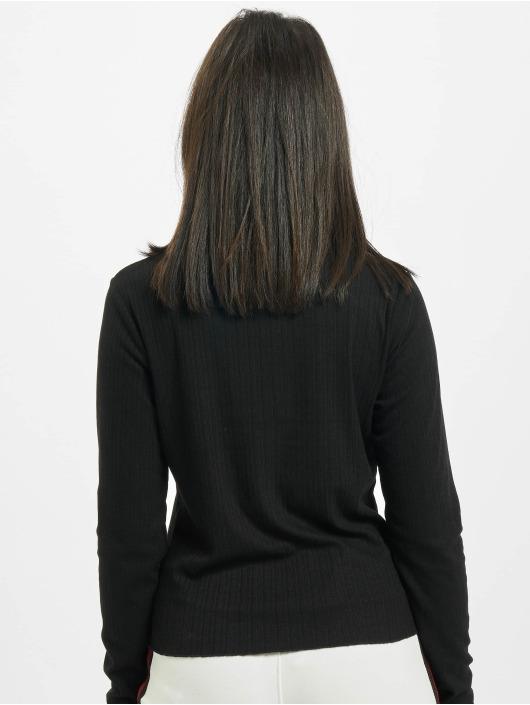 Sublevel Camiseta de manga larga Verona negro