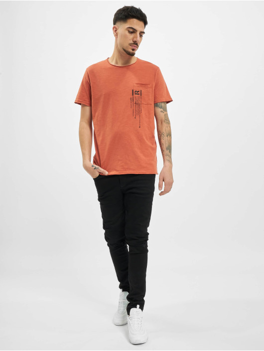 Sublevel Camiseta Lio marrón