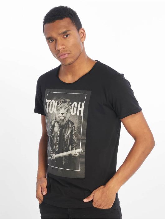 Sublevel Camiseta Tough negro