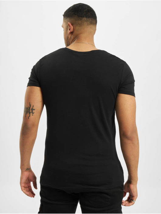 Sublevel Camiseta Dimensions negro