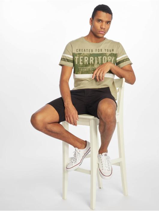 Sublevel Camiseta Haka oliva