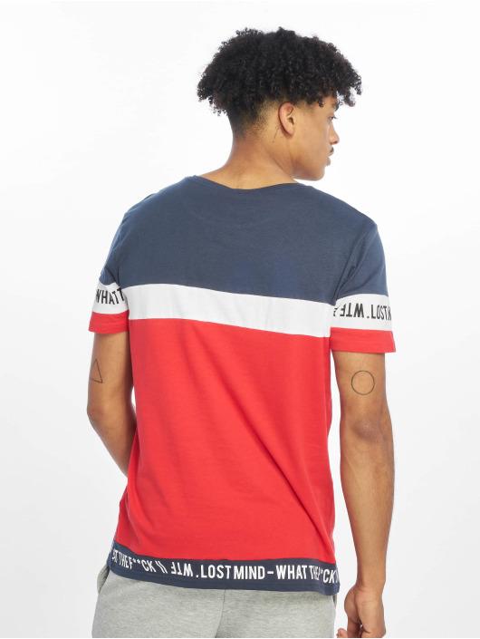 Sublevel Camiseta WTF rojo