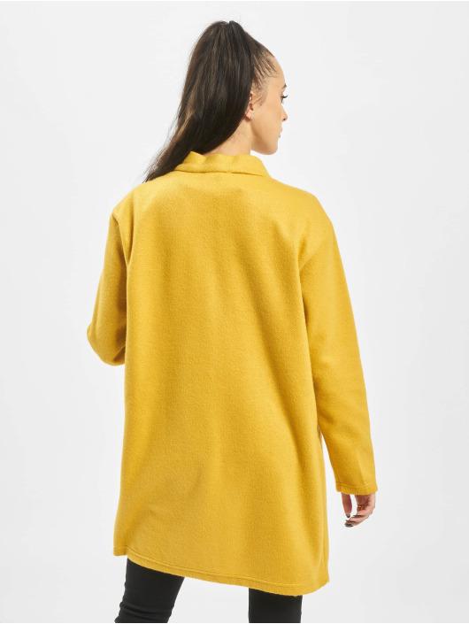 Sublevel Cappotto Mia giallo