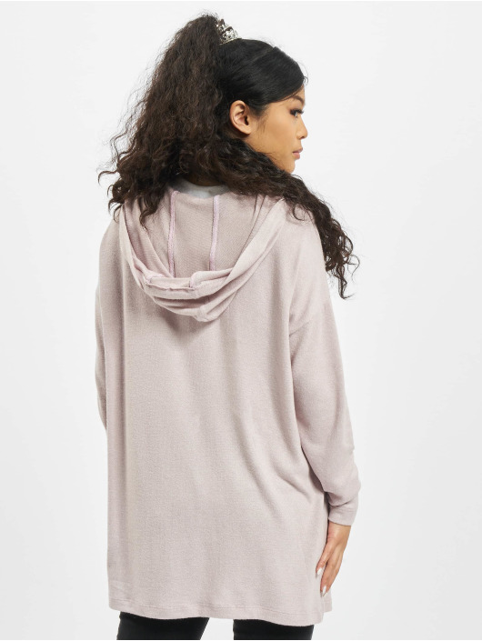 Sublevel Cardigan Alisa rose