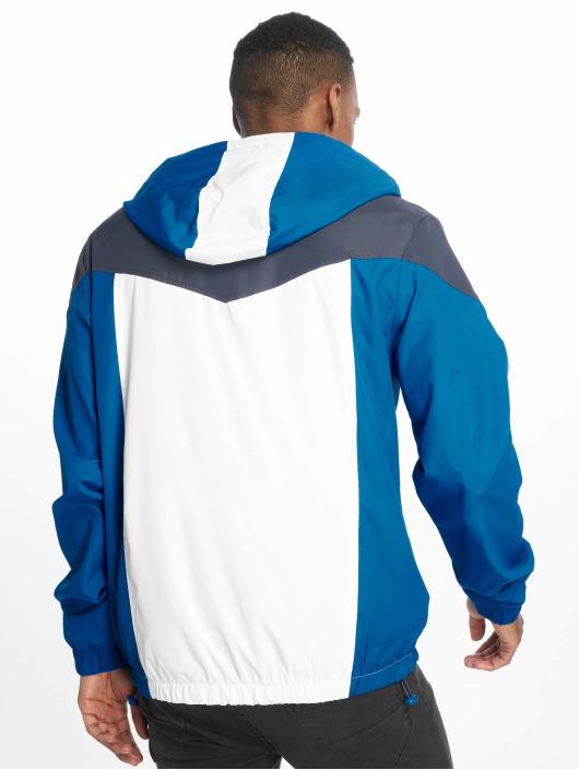 Sublevel Chaqueta de entretiempo Haka Colourblock azul