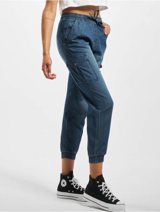 Sublevel Chino bukser Sina blå