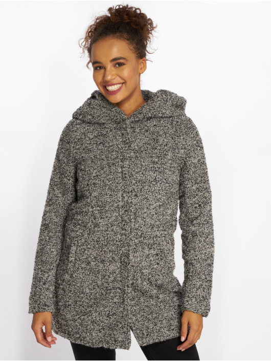 Sublevel Coats Hood black