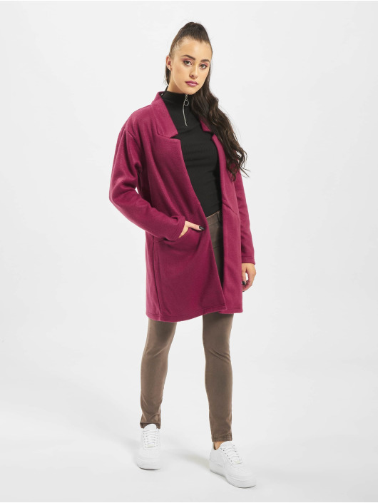 Sublevel Coats Mia red