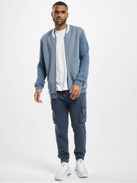 Sublevel College Jacket Avan blue