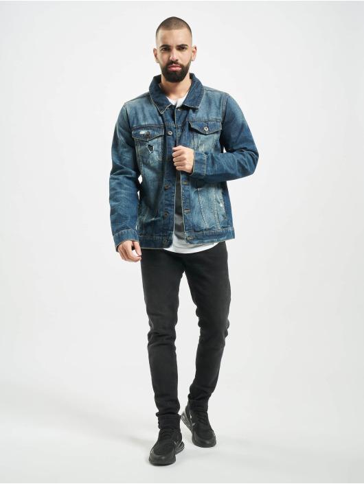 Sublevel Džínová bunda Luis modrý
