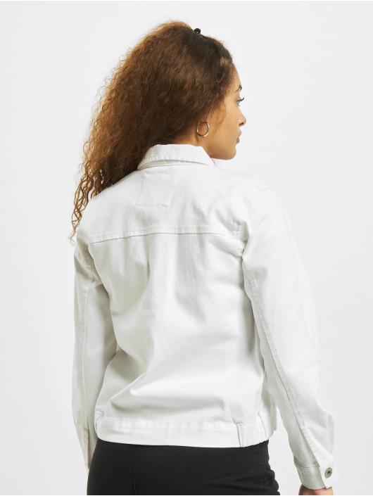 Sublevel Denim Jacket Dilara white