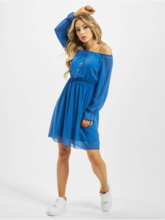 Sublevel Dress Gina blue