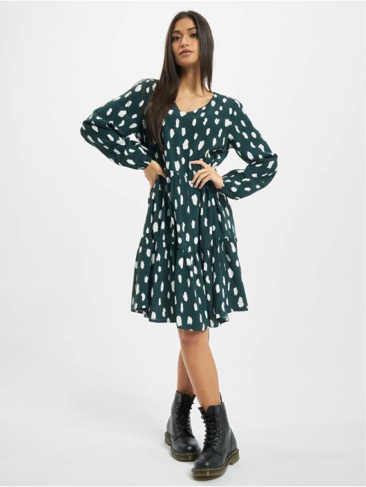 Sublevel Dress Yuna green