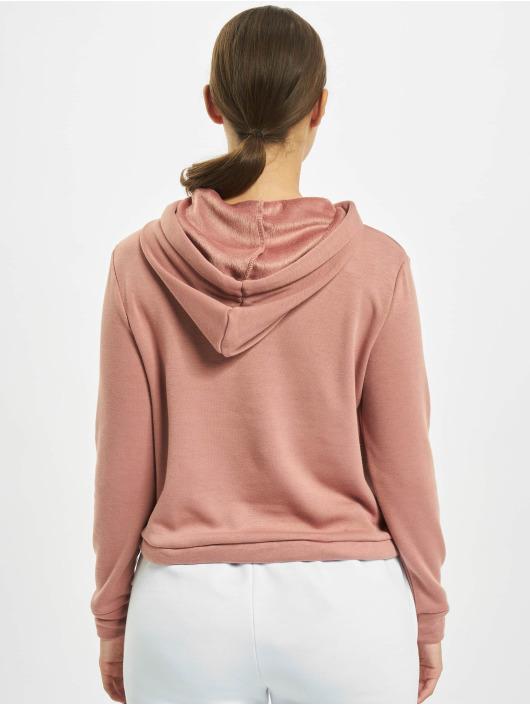 Sublevel Felpa con cappuccio Klara rosa chiaro