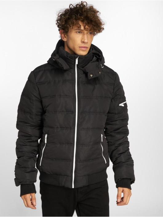 Sublevel Gewatteerde jassen Zipper zwart