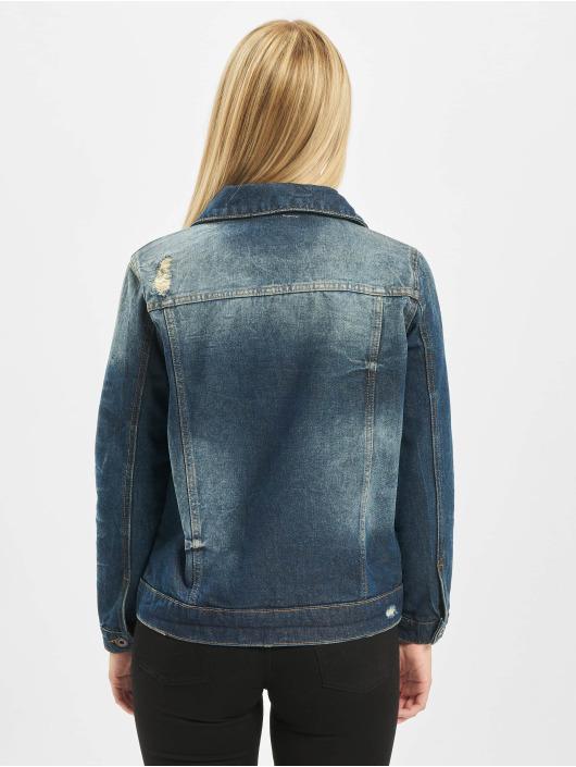 Sublevel Giacca Jeans Denim blu