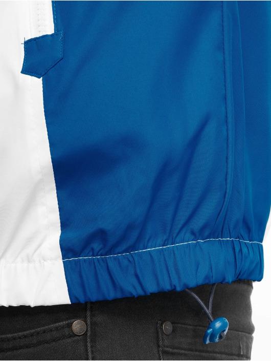 Sublevel Giacca Mezza Stagione Haka Colourblock blu