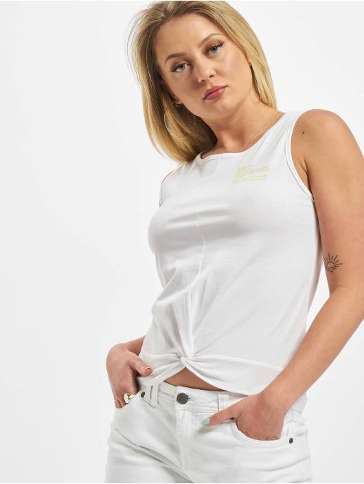 Sublevel Hihattomat paidat Beauty valkoinen