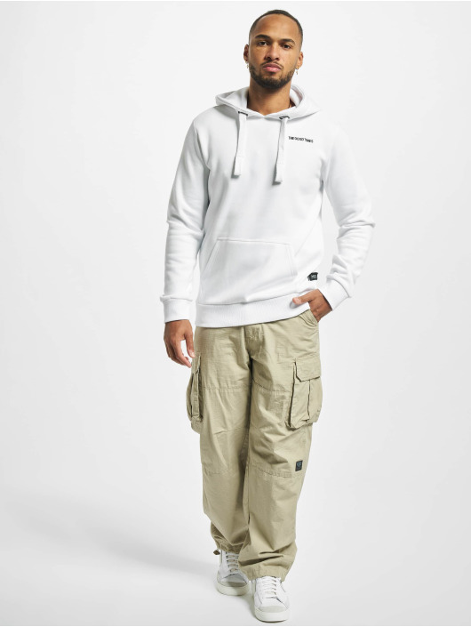 Sublevel Hoodie Good Times white
