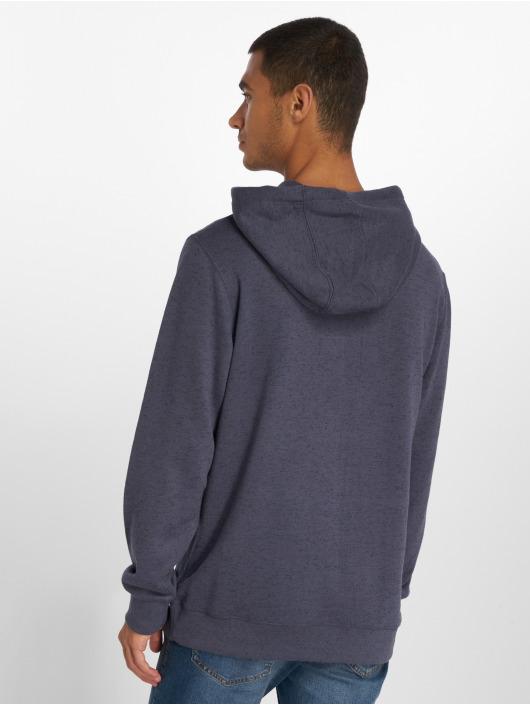 Sublevel Hoody Washed blau