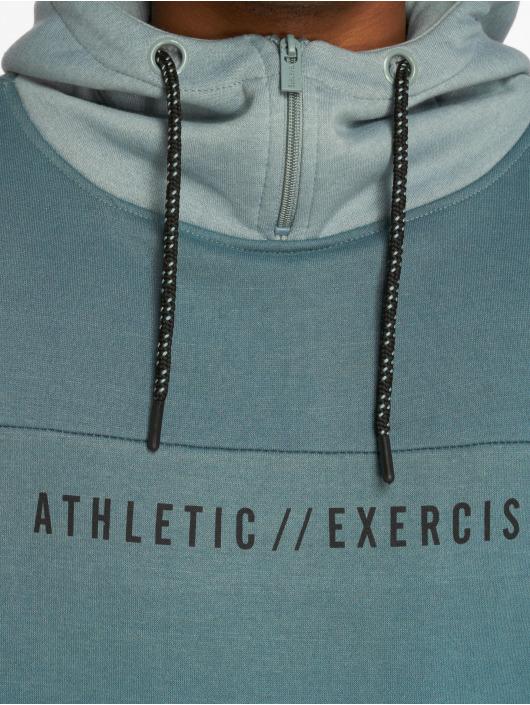 Sublevel Hoody Athletic blau