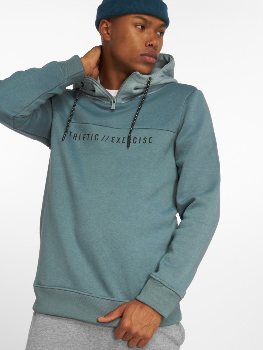 Sublevel Hoody Athletic blauw
