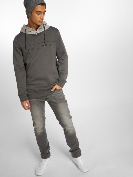 Sublevel Hoody Athletic grijs