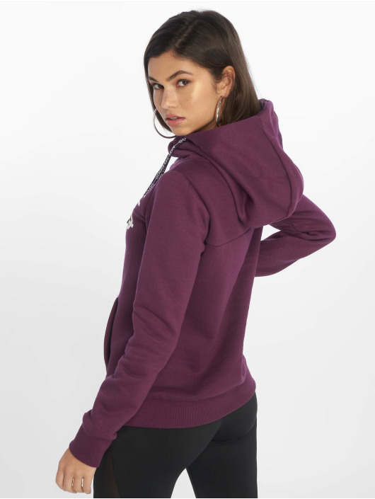 Sublevel Hoody Good Girl paars