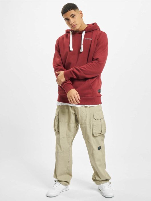 Sublevel Hoody Good Times rot