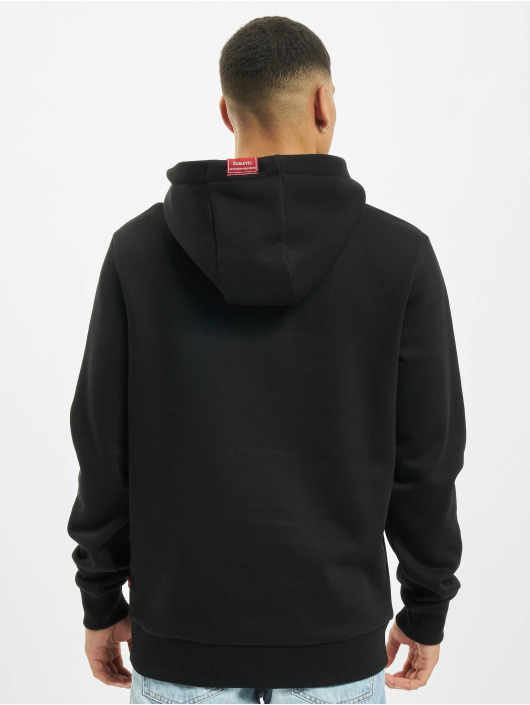 Sublevel Hoody Good Times schwarz