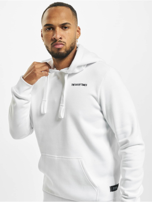 Sublevel Hoody Good Times weiß