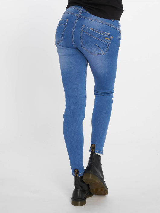 Sublevel Jean skinny Denim bleu