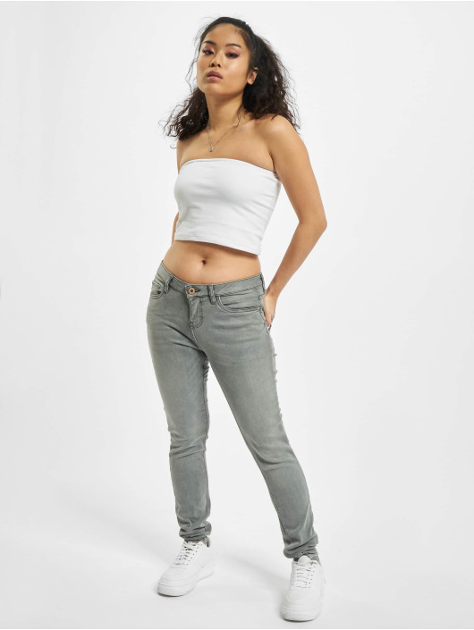 Sublevel Jean skinny Tina gris
