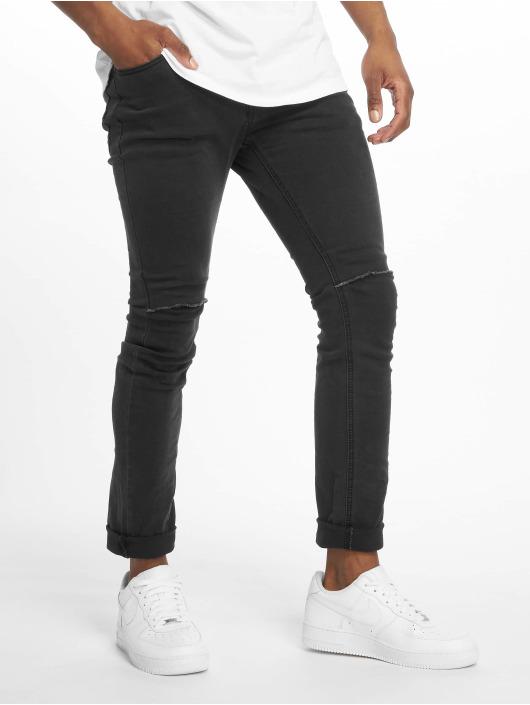 Sublevel Jean skinny Haka 5-Pocket Skinny noir