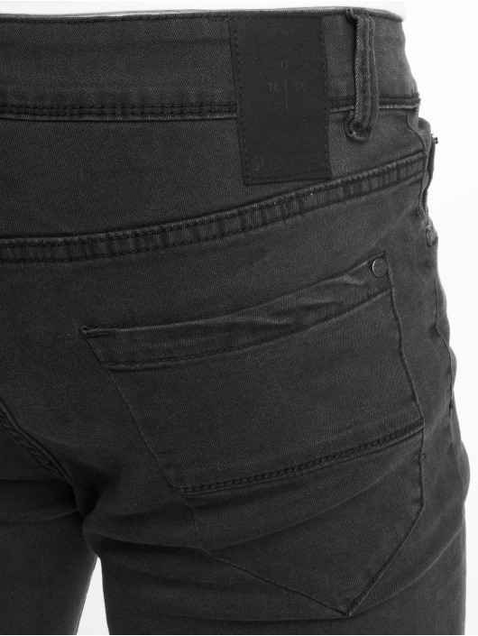 Noir 5 pocket Jean Haka 673619 Sublevel Skinny Homme 6Yf7gyb
