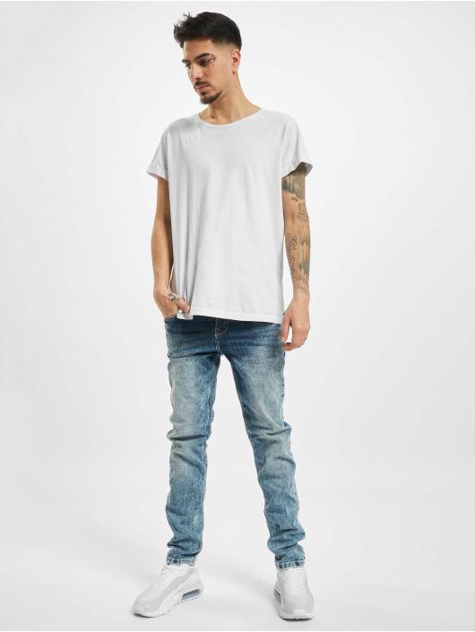 Sublevel Jean slim Slim Fit Jeans bleu